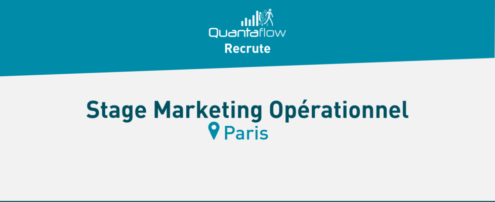 Offre de stage: Marketing Opérationnel