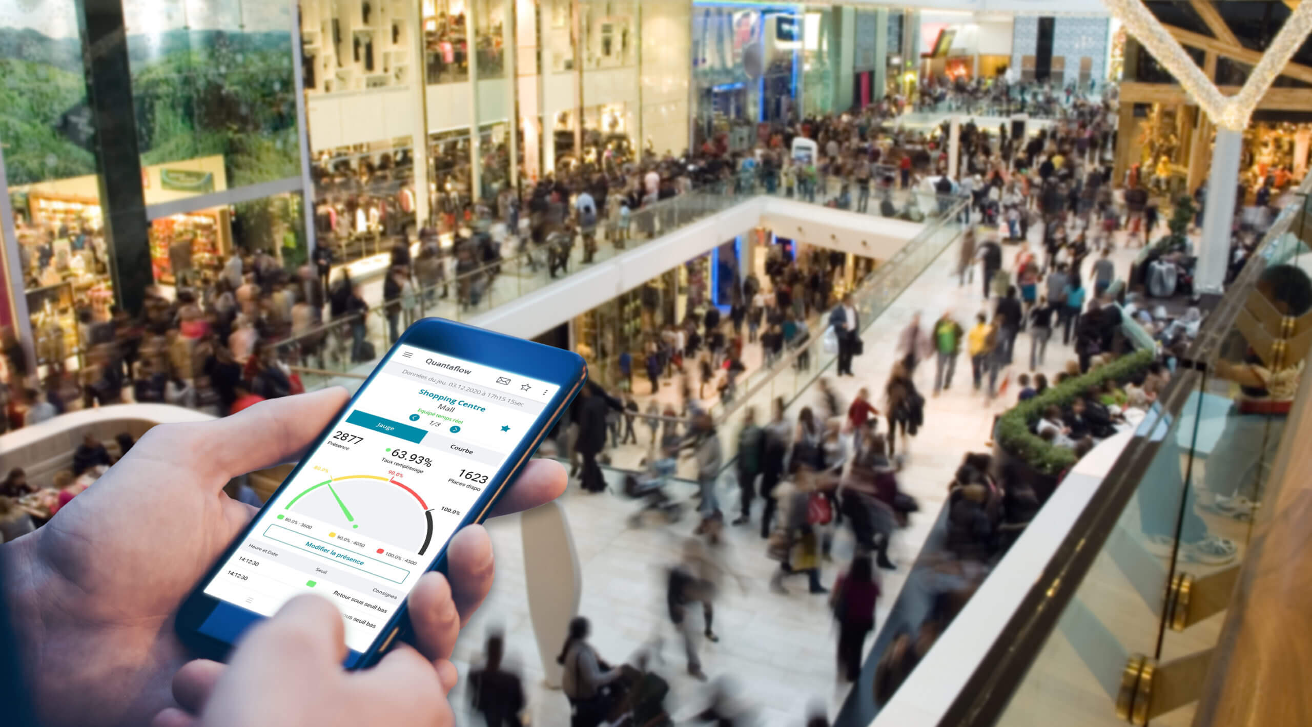 Live application - real time presence